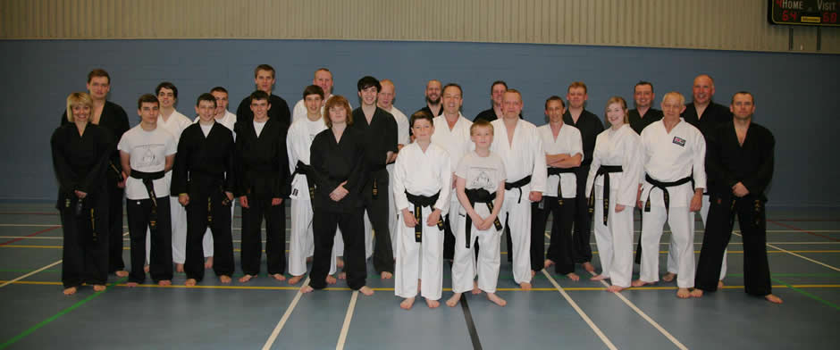 Derby Karate Academy